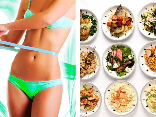 На какой диете быстрее всего уходит живот